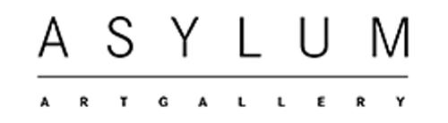 asylum art gallery logo